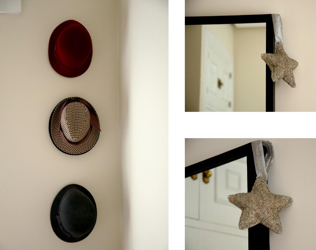 Sombreros y estrella