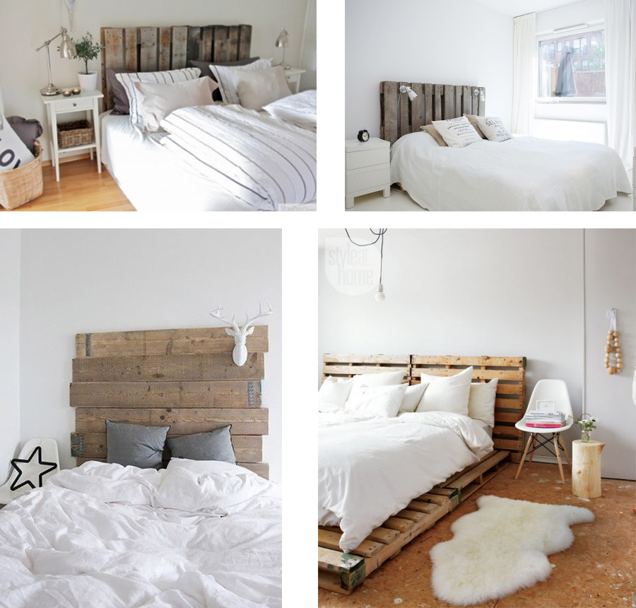 Cabeceros low costdecoraddiction - Ideas para cabeceros de cama baratos ...