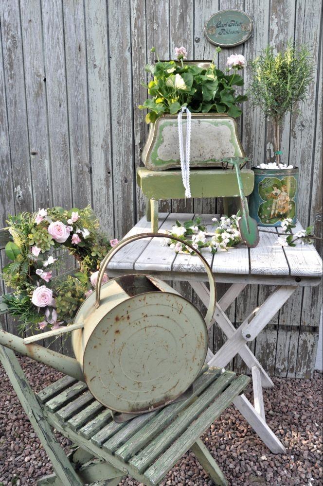 34_Beautiful nook in the garden