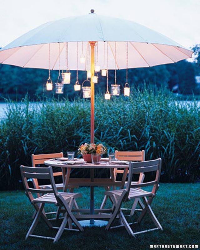 cena al aire libre_velas_photoshop