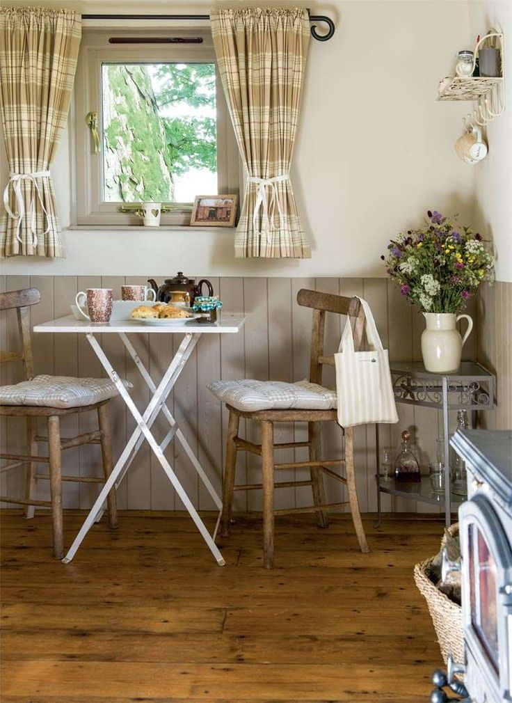 Lovely nook in the kitchen