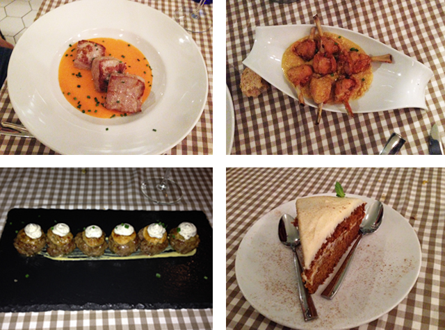 el apartamento_comida