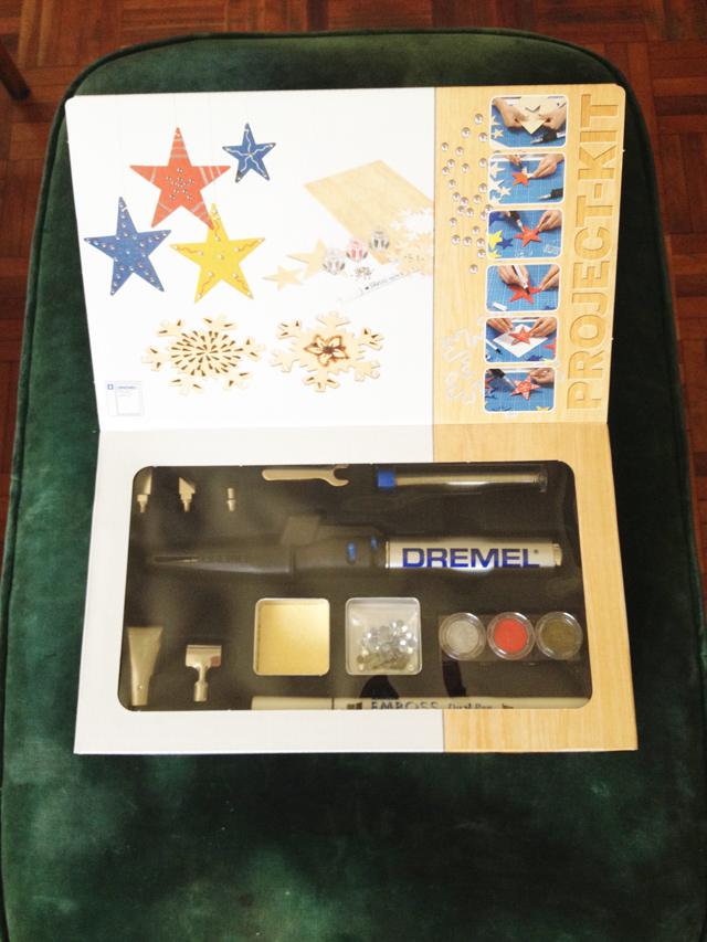 Adornos navideños DIY con Dremel_21