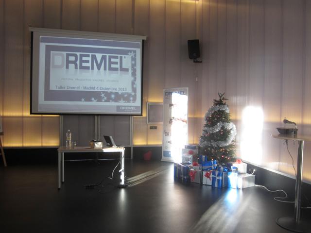 Adornos navideños DIY con Dremel_22