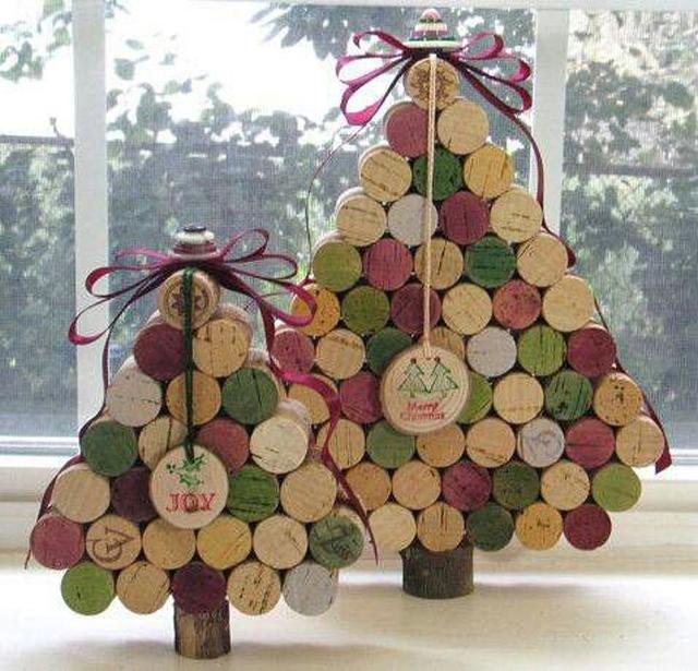 Christmas trees DIY_11