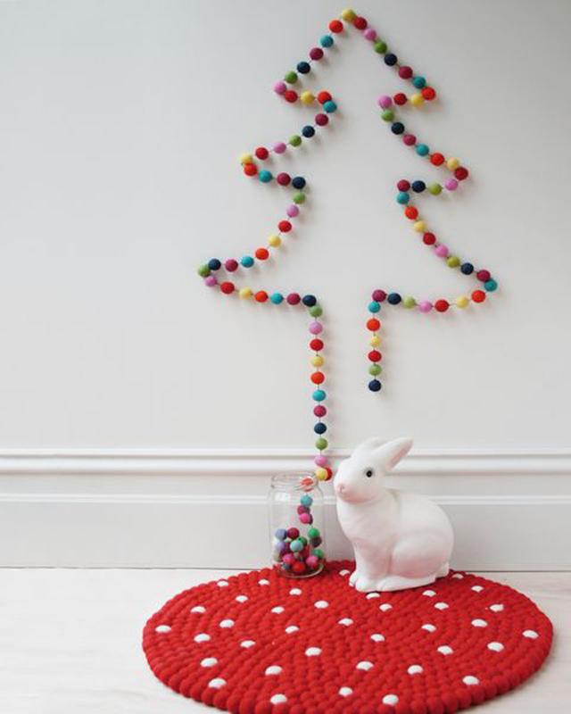 Christmas trees DIY_12