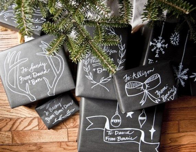 Secret santa DIY presents and gift wrapping ideas_17