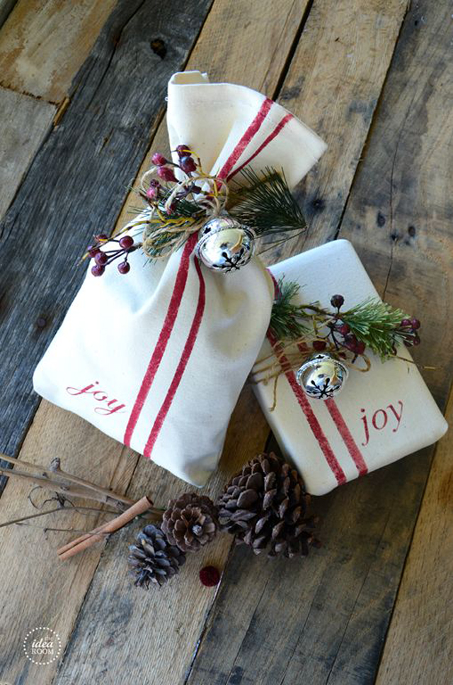 Secret santa DIY presents and gift wrapping ideas_18