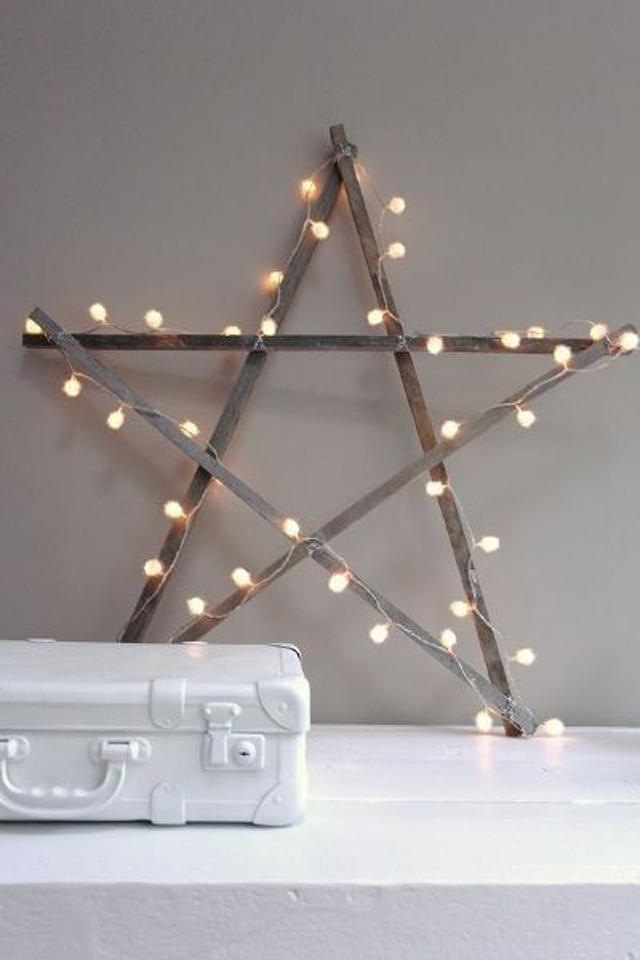 Una Navidad decorada con estrellas_04