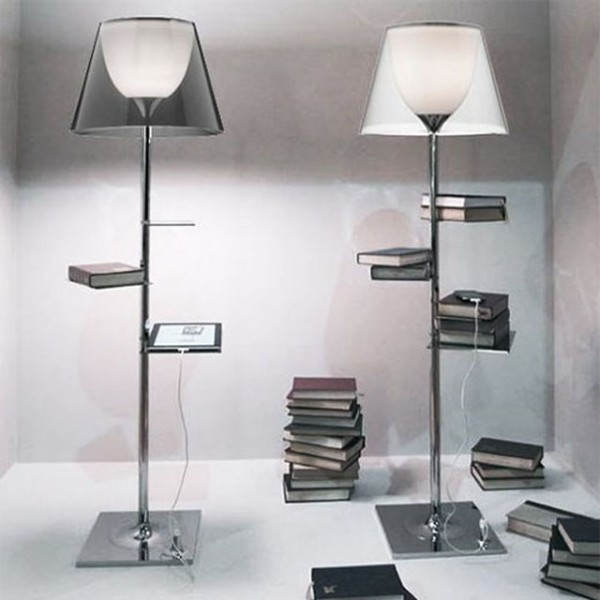 Biblioth que nationale philippe starck 2 - Philippe starck lamparas ...
