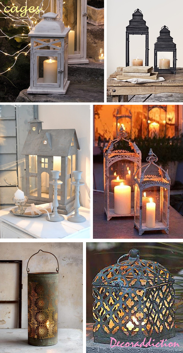 Candle contairnes ideas_cages