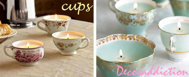 Candle contairnes ideas_cups