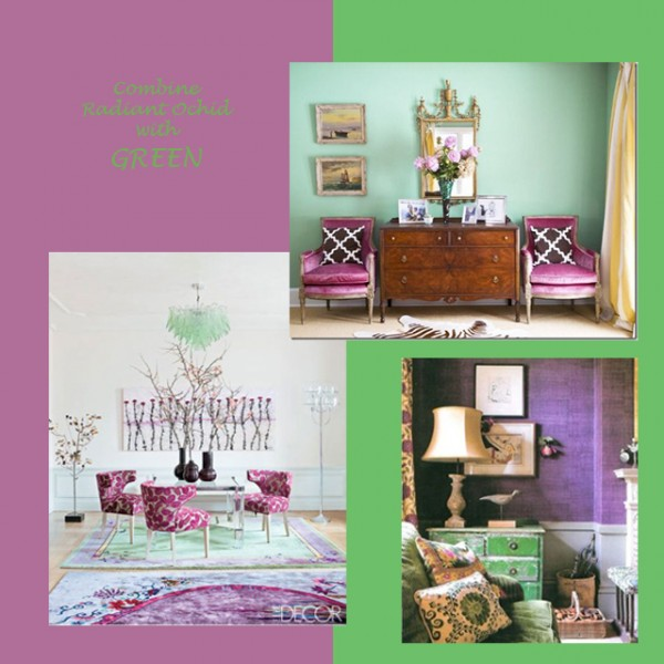 Radiant Orchide_Pantone color of the year_green