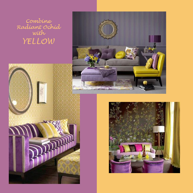 Radiant Orchide_Pantone color of the year_yellow
