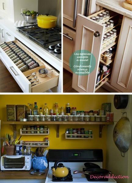 81_Orden*Ideas de almacenaje para la cocina - Organisation*Kitchen storage ideas_las especies siempre a mano