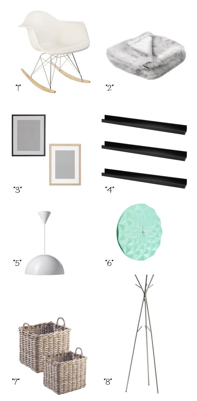 *Copy the look* Sencillez de estilo nórdico - Nordic style simplicity _montaje