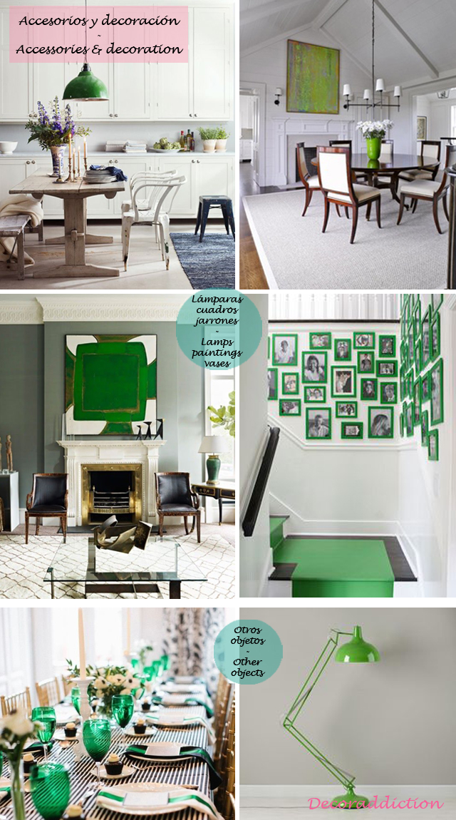 Deja que el verde entre en tu casa - Let the green into your home_objetos