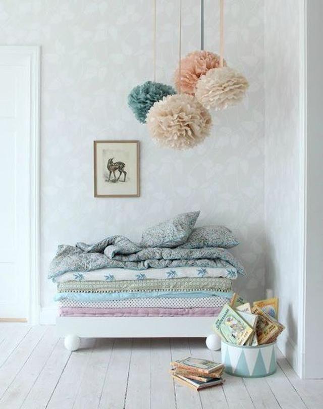 Idea low cost & DIY - Decora con pompones - Decorate with pompons_21