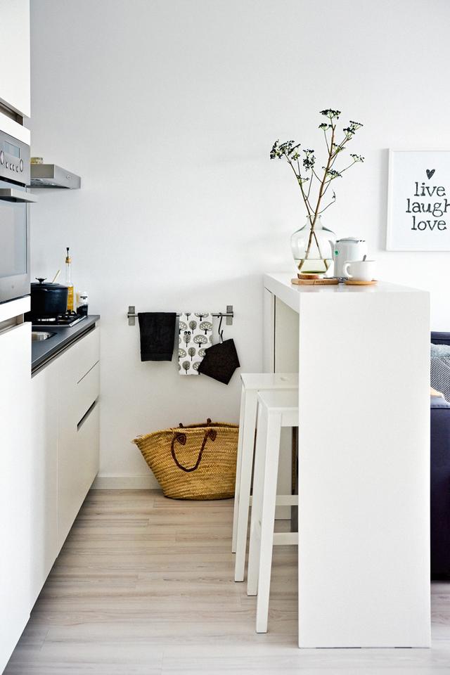 Cocinas pequeñas pero prácticas - Small but practical kitchens_27