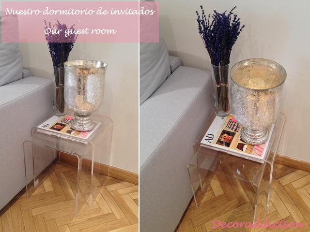 Liberar espacio de manera visual - Freeing space visually_nuestro cuarto de invitados