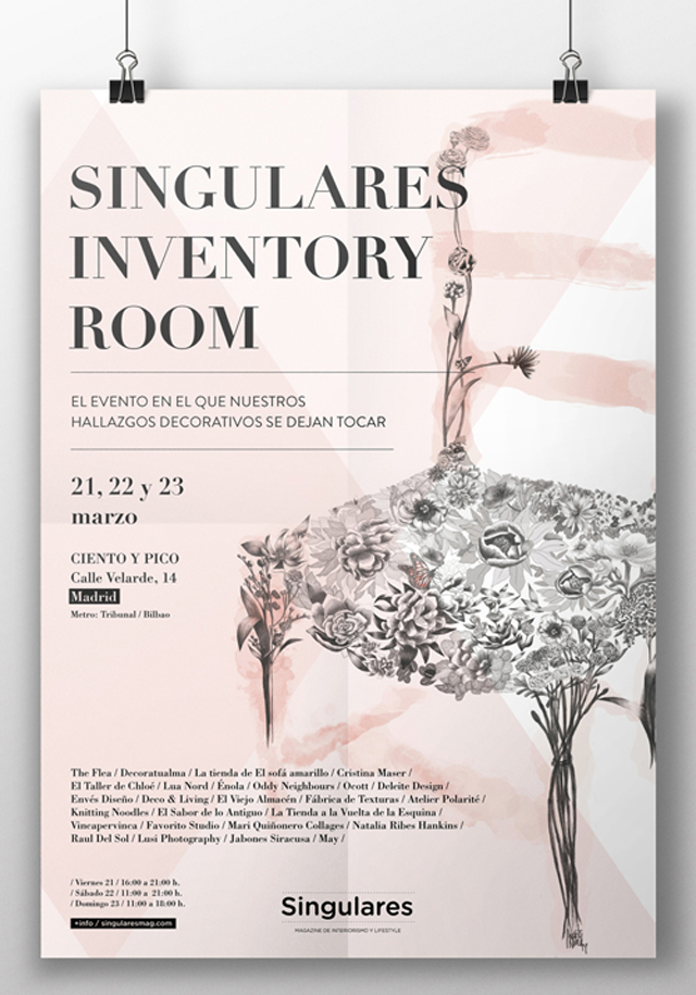 Próximamente - Coming soon… Singulares Inventory Room, Madrid_00