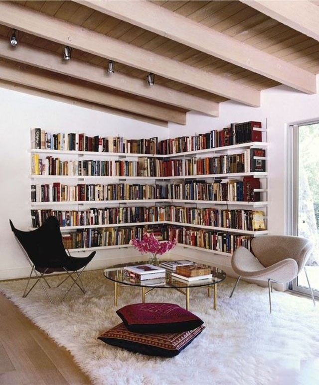 Librerías en casa - Libraries at home_03