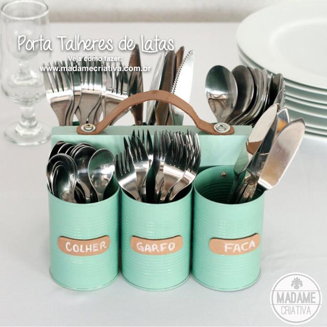 *My new home* DIY con latas recicladas - Recycled cans DIY_02