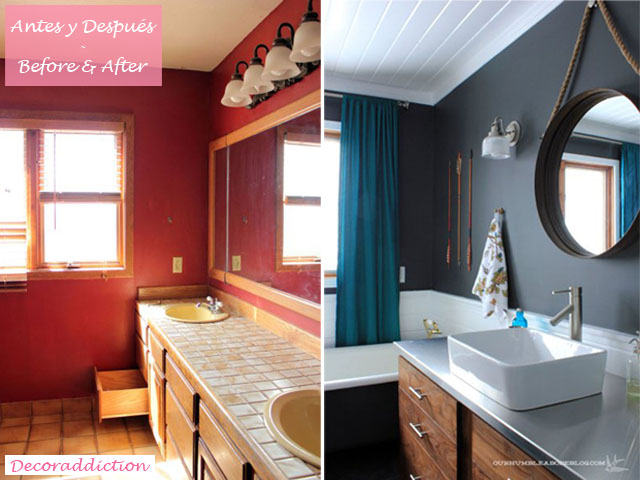 4*Before & After* Renovación total de un baño - Bathroom total renovation_portada