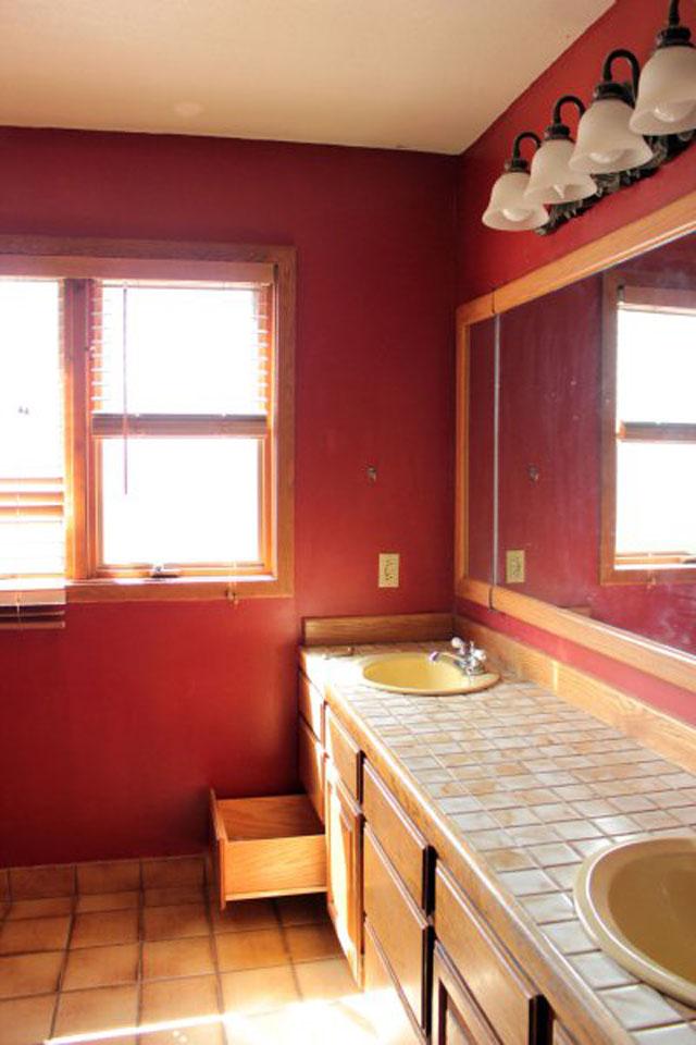 Before after renovaci n total de un ba o bathroom - Renovacion de banos ...