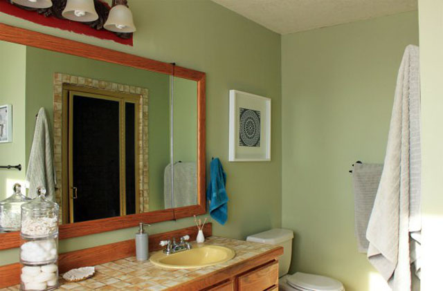 *Before & After* Renovación total de un baño - Bathroom total renovation_03