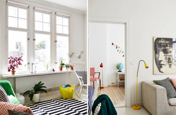 Estilo nórdico lleno de color - Nordic style full of colour_23