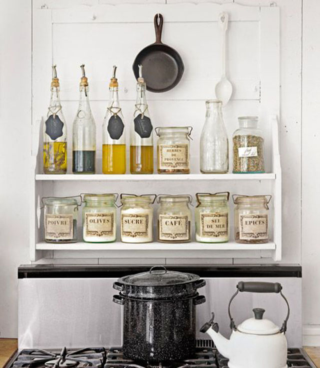 *My new home* Organizar con tarros de cristal - Organize with glass jars_04