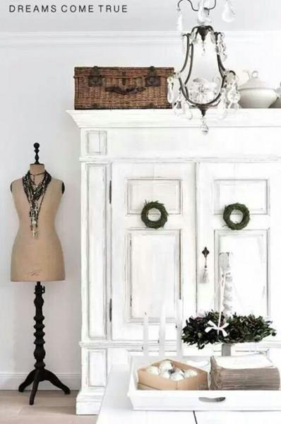 Decorar con maniquíes vintage :: Decorate with vintage mannequins_03