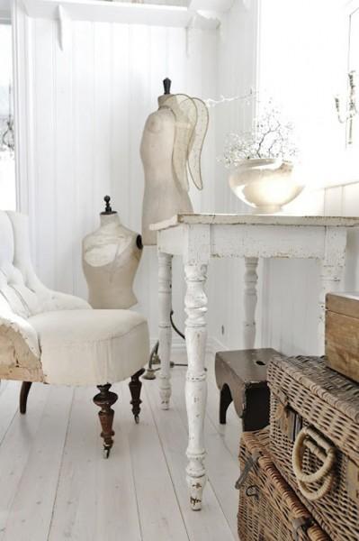 Decorar con maniquíes vintage :: Decorate with vintage mannequins_06