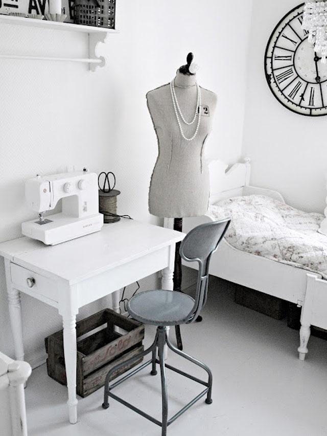 Decorar con maniquíes vintage :: Decorate with vintage mannequins_08