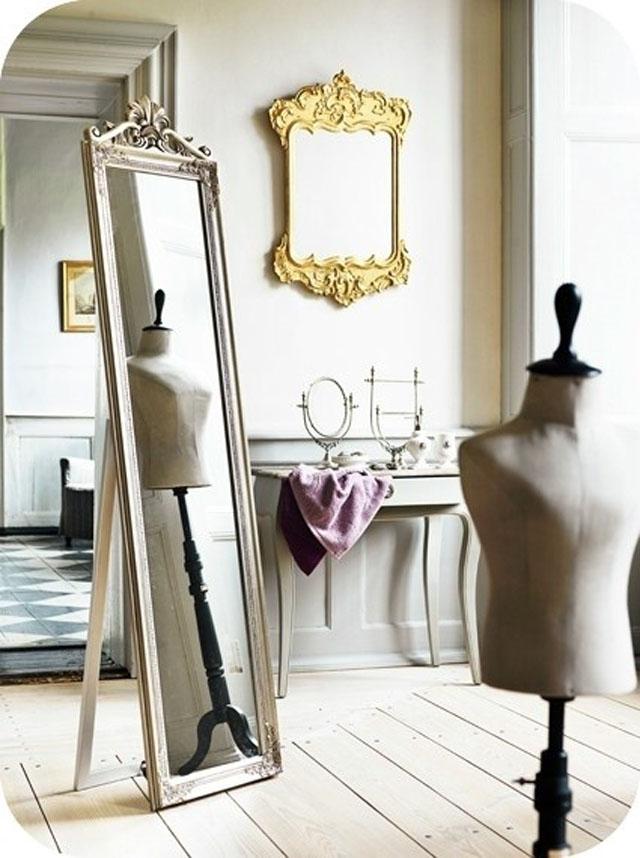 Decorar con maniquíes vintage :: Decorate with vintage mannequins_10