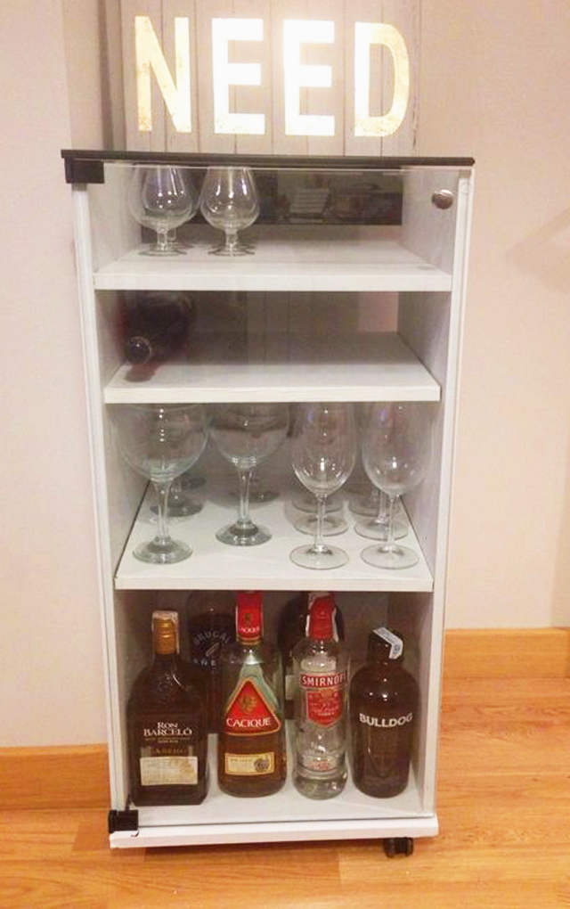 *My new home* Reinventando viejos muebles - Reinventing old furniture_03