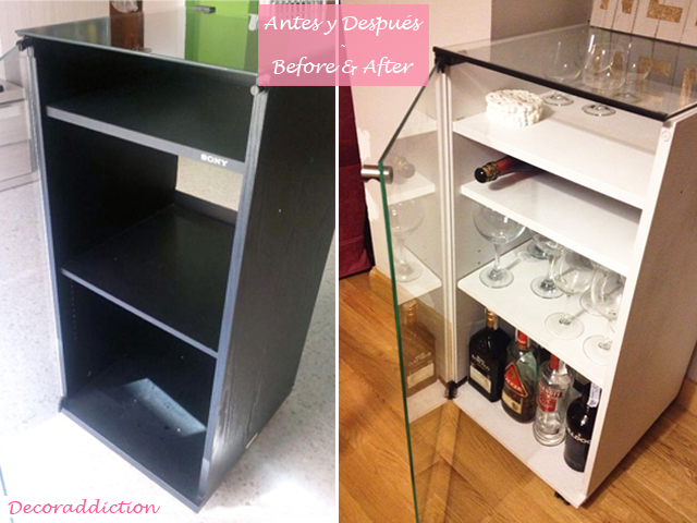 *My new home* Reinventando viejos muebles - Reinventing old furniture_portada