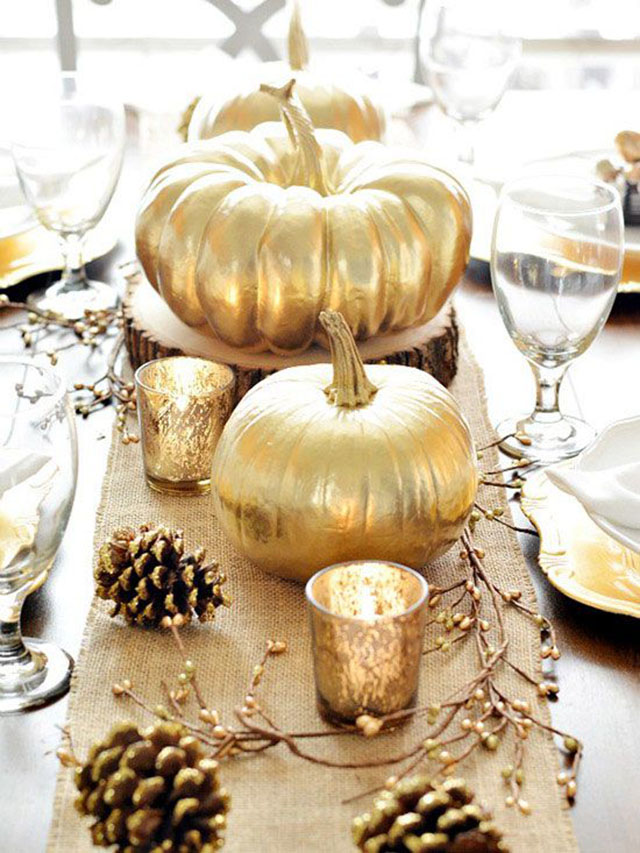 Halloween Decorate with pumpkins -  Decorar con calabazas_05