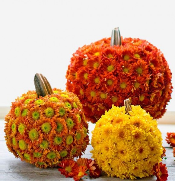 Halloween Decorate with pumpkins -  Decorar con calabazas_06
