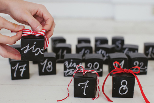 *DIY* Calendario de advent personalizado - Custom advent calendar_05