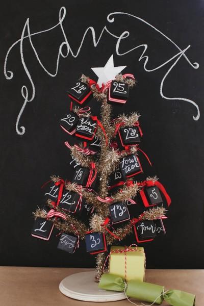 *DIY* Calendario de advent personalizado - Custom advent calendar_08