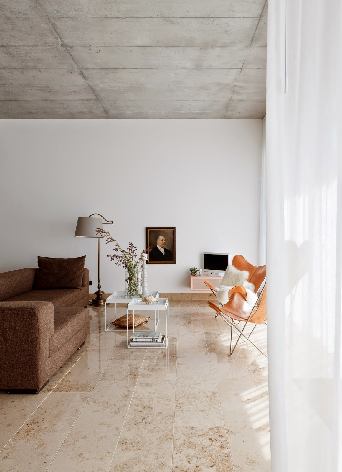 Home tour Una casa en tonos neutros - A neutral tones house_04