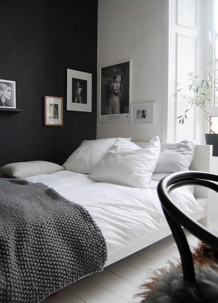 Mantas de punto en el dormitorio - Knit blankets in the bedroom_06