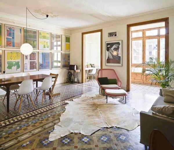 Originales transiciones entre suelos - Original transitions between floors_09