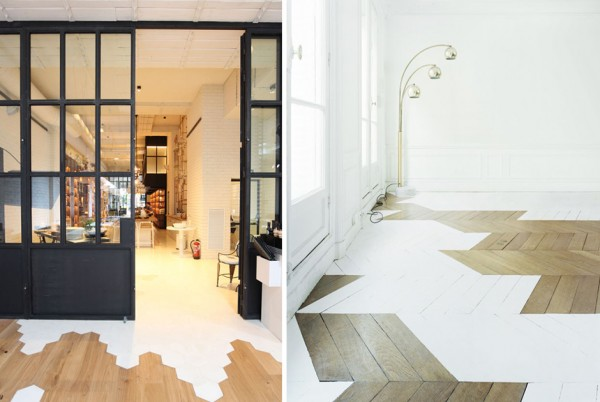 Originales transiciones entre suelos - Original transitions between floors_14